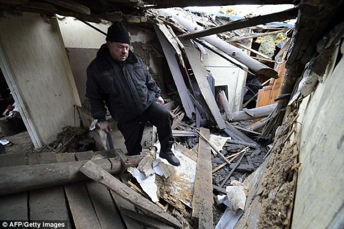 شرق أوكرانيا
