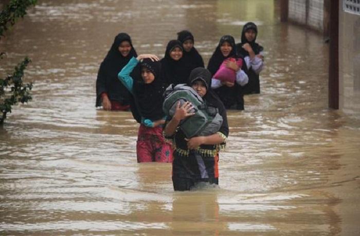 الفيضانات في تايلاند