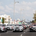 موكب مرسيدس- بنز الاحتفالي بـ العيد الوطني لدولة الإمارات العربية المتحدة