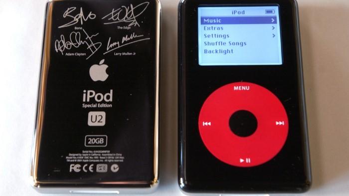 آي بود U2 ipod
