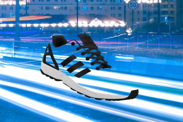 أديداس أحذية تخصيص mizx flux adidas