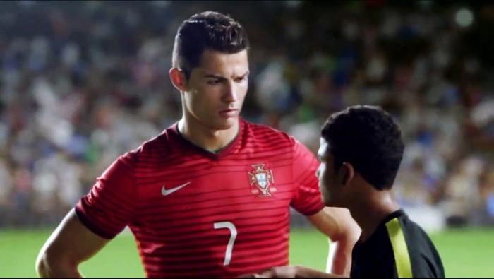 إعلانات الرياضة الأكثر مشاهدة على اليوتيوب نايك رونالدو أديداس youtube