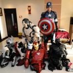 الأبطال الخارقون شخصيات باتمان الرجل الحديدي
