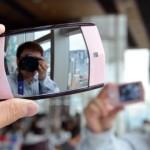 كاميرا السيلفي
