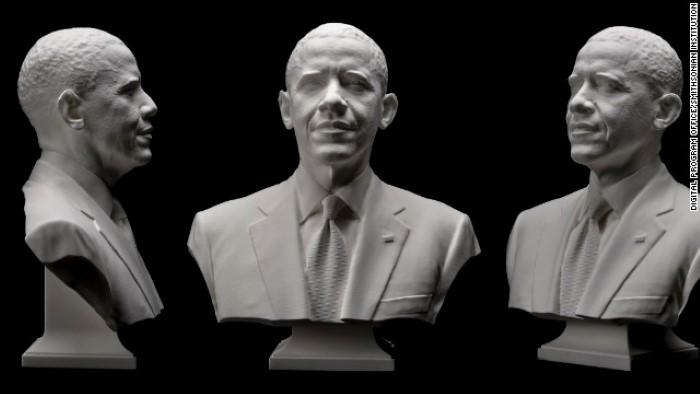 3D أوباما