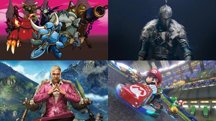 best video games ألعاب فيديو 2014