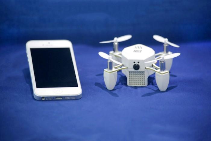 zano كاميرا طائرة بدون طيار تحكم هاتف ذكي