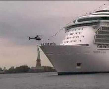 أكبر 10 سفن سياحية  في العالم