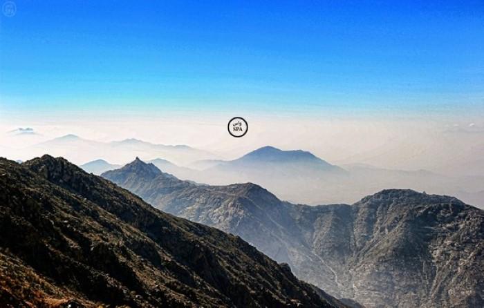 جبال رواسي رواسٍ في عسير