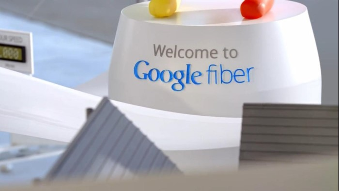 Google Fiber internet gigabit