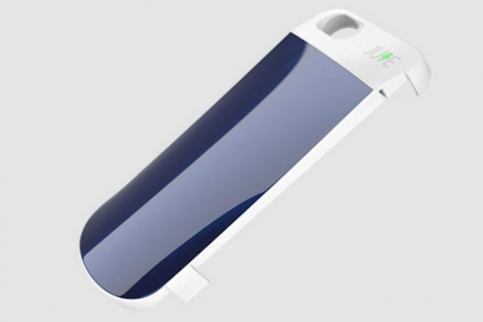juse غطاء شحن لهواتف الذكية بالطاقة الشمسية