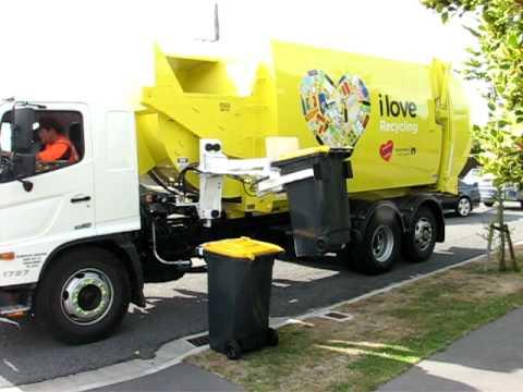 النظافة في نيوزلندا