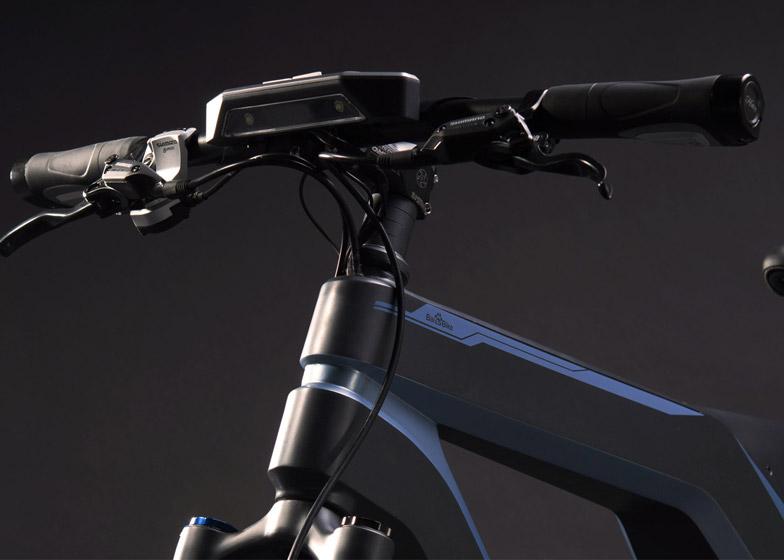 baidu الدراجة الذكية