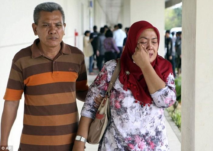 طيران أسيا الطائرة الماليزية المفقودة  AirAsia