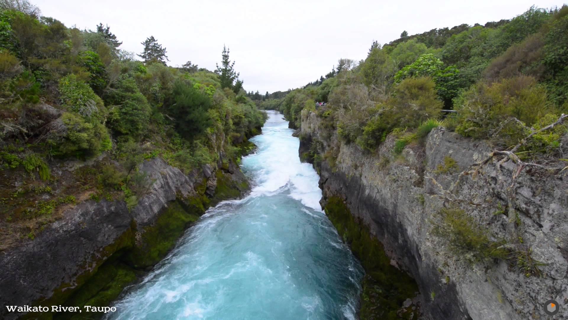 تقرير سياحي: نيوزلندا