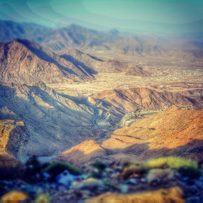 جبال رواسي رواسٍ في عسير انستقرام