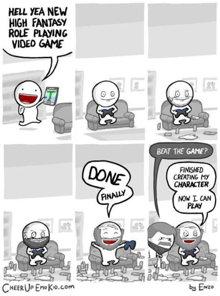 9-مدمني-الألعاب-الاكترونية