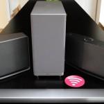 الحلول السمعية الذكية اللاسلكية عالية النقاء (هاي فاي) متعددة الغرف من إل جي