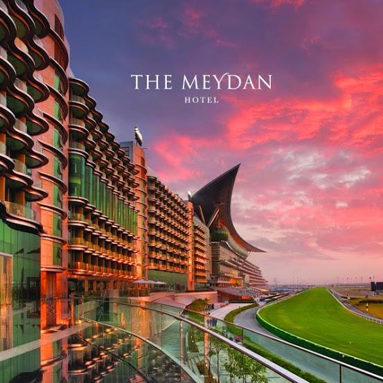 Meydan Hotel فندق الميدان