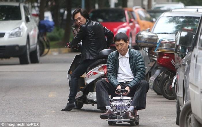 رجل صيني