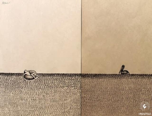 رسومات الآلة الكاتبة