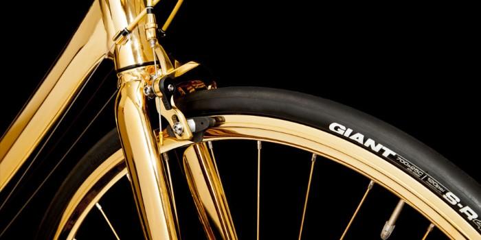 دراجات ذهبية