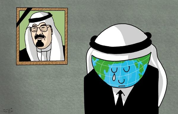 كاريكاتير جريدة الاتحاد (الإمارات)  يوم الأحد 25 يناير 2015
