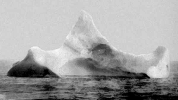 الجبل الجليدي