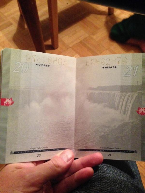 الجواز الكندي12