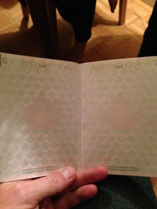 الجواز الكندي2