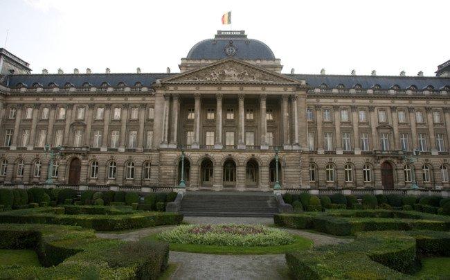 القصر الملكي البلجيكي