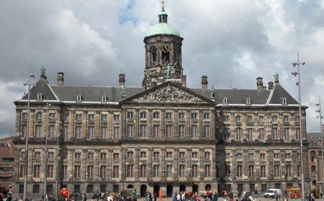 القصر الملكي الهولندي