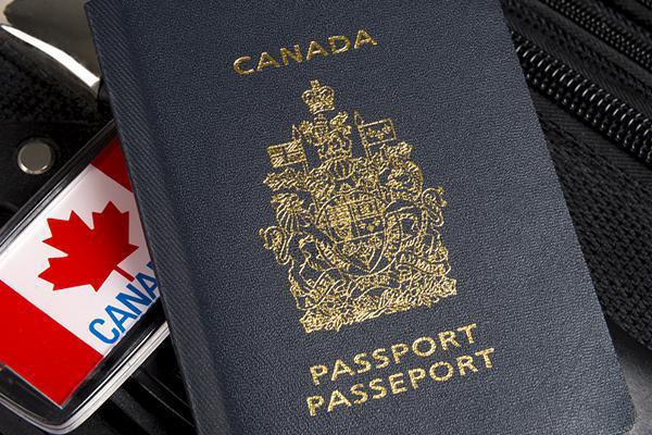 Candian passport