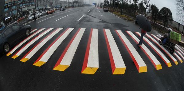 شوارع الصين