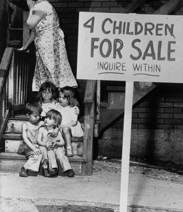 أطفال للبيع