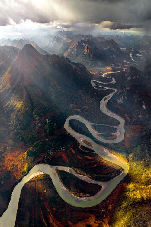 نهر أطلانطا