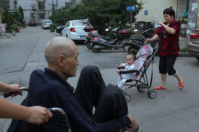 لقطات صينية طريفة