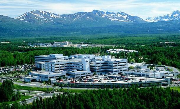 مركز بروفيدانس ألاسكا الطبي