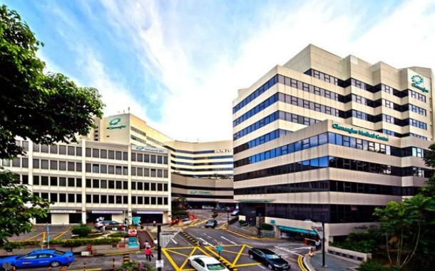 مستشفى غلين إيغلز