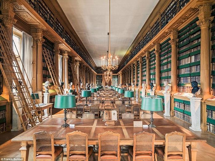 مكتبة مازارين با ريس