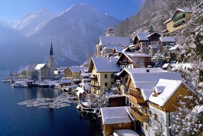 أجمل مكان في النمسا الطبيعة الساحرة