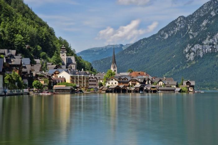 أجمل الأماكن الطبيعية في العالم، سحر الجبال والسماء