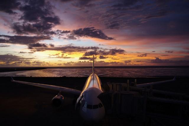 مطار جزيرة بالي