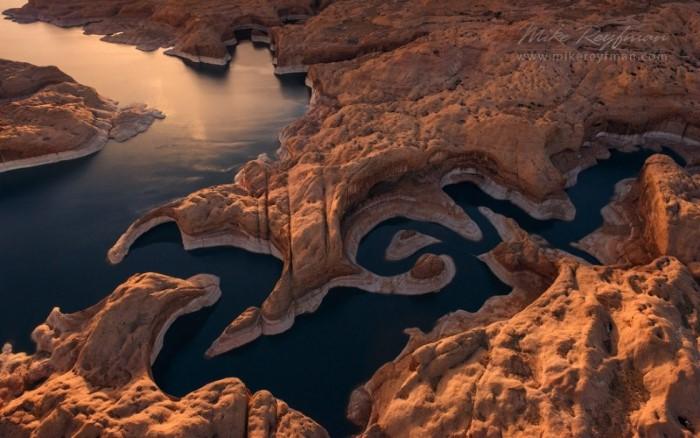 صور جميلة طبيعة جوية حقول ، بحر ، سماء ، جبال ، أنهار ، وديان ، شمس ، تصوير ،
