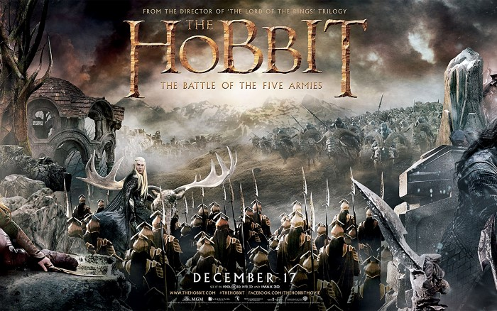 the Hobbit Battle of the Five Armies ذا هوبيت