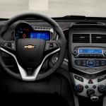 شفروليه سونيك 2015 Chevrolet Sonic Interior