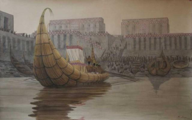 مدن حكمت العالم القديم