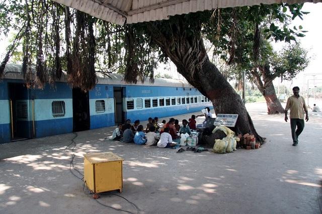 مدارس القطارات الهندية