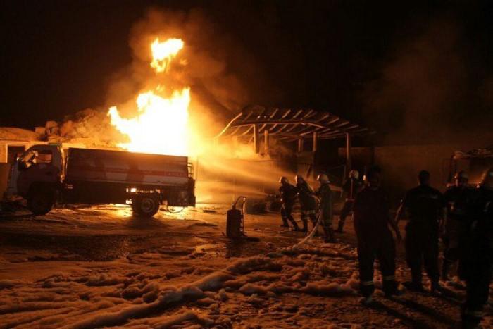 شجاعة رجل إطفاء في مكة تمنع كارثة