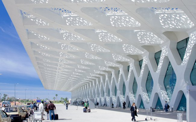 مطار المغرب